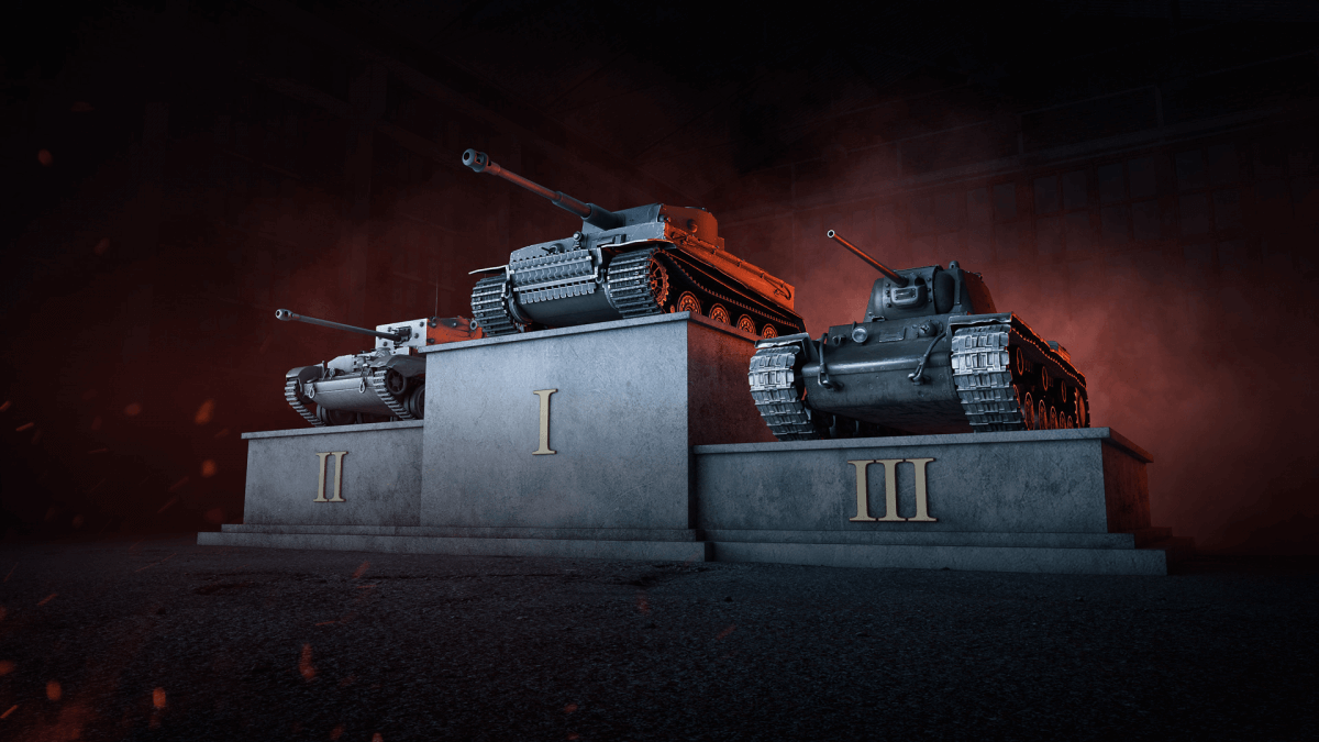 Tier VIII Ranked Battles: To Victory!
