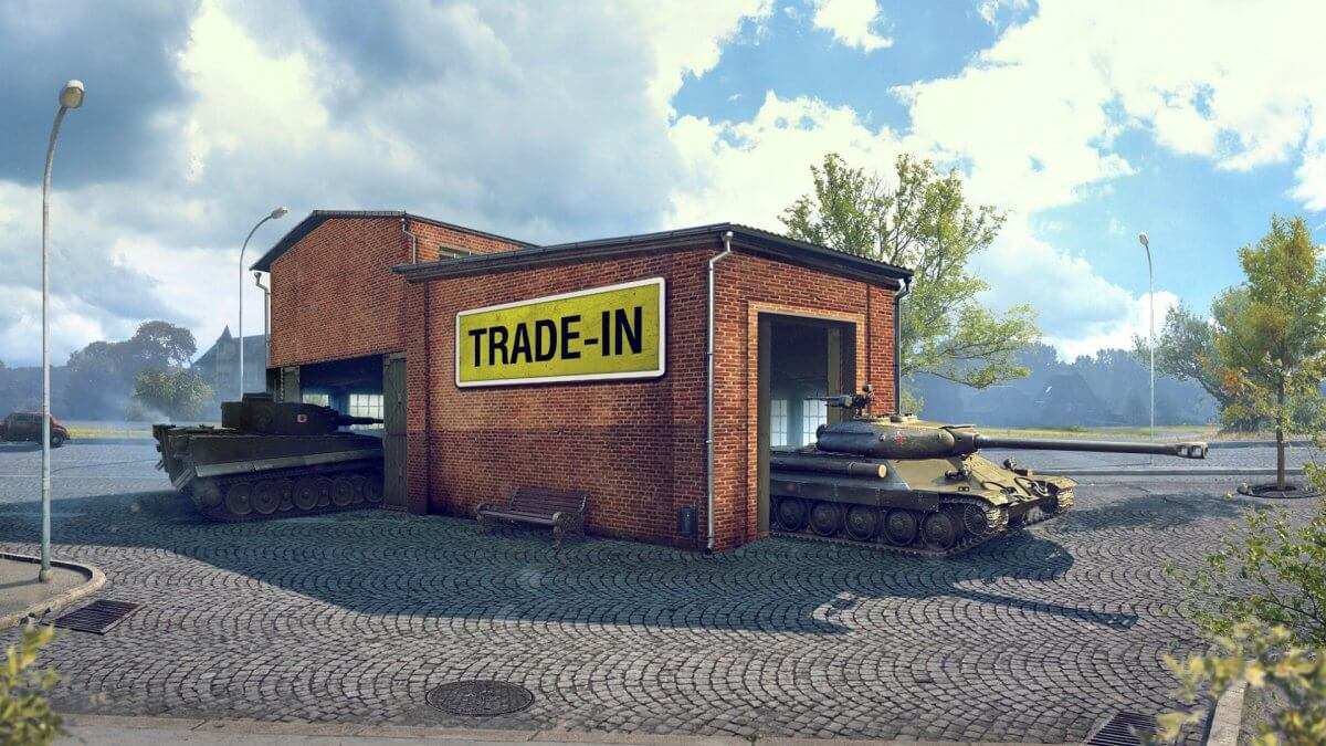 Tank Trade-In Event!