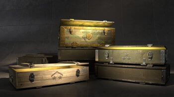 The New War Chests Have Arrived!