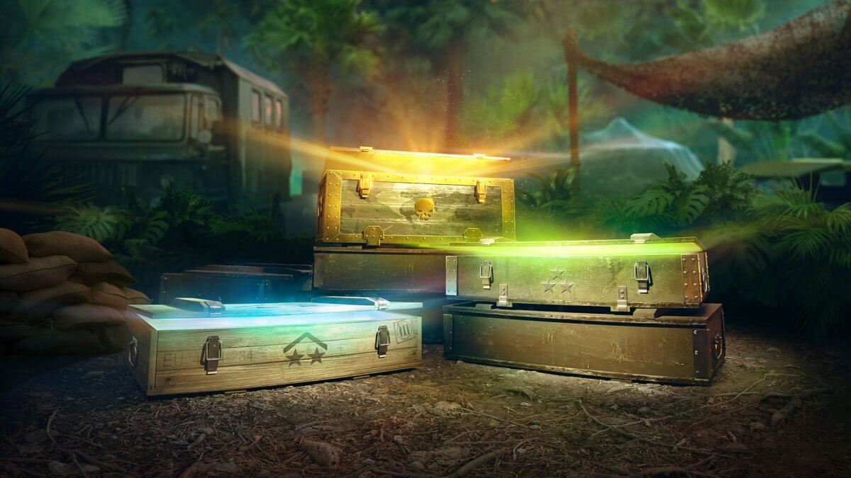 War Chests – March Edition!