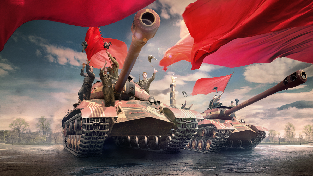 Celebrate the 75th anniversary of VE-Day/Victory Day!