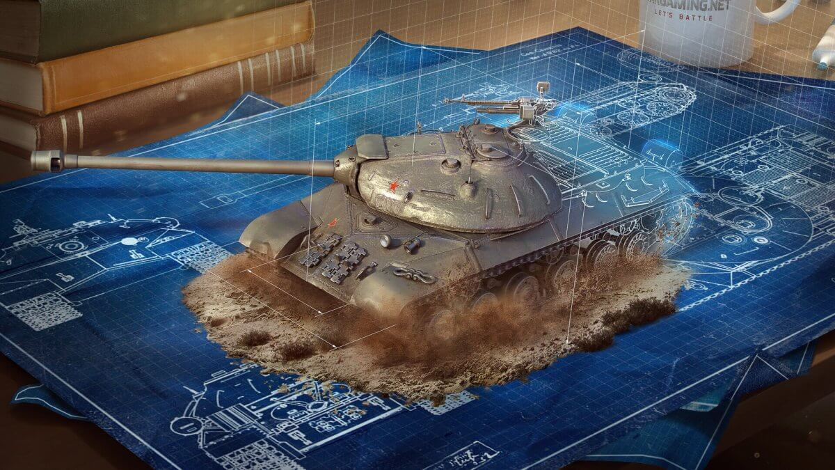 World of Tanks Console Update: Maps and Graphics!