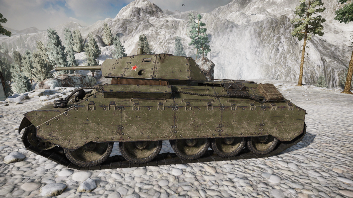 T-34 Shielded Support Doc 5