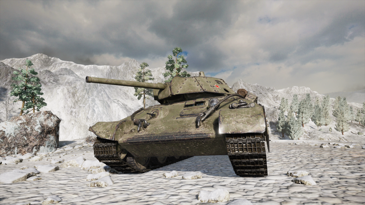 T-34 Shielded Support Doc 6