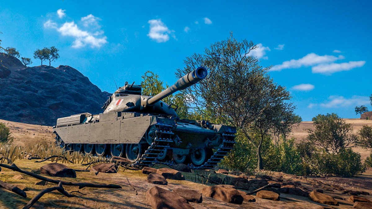 Chieftain-T95 4
