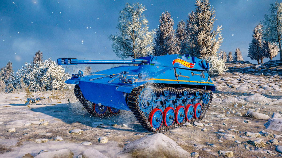 Check Out the NEW World of Tanks: Hot Wheels™ Tanks! - World of Tanks: Hot  Wheels™