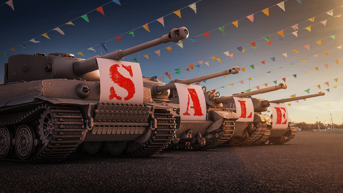 Get Ready for a Tanksgiving Blowout…