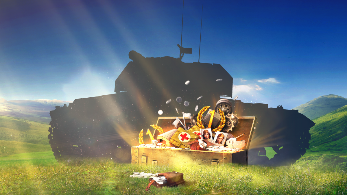 War Chests – September Edition!