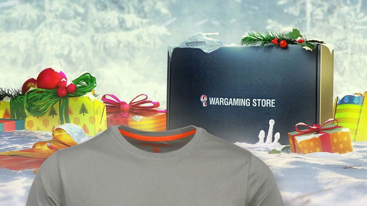 Start Your Holiday Shopping Early with the Wargaming Store