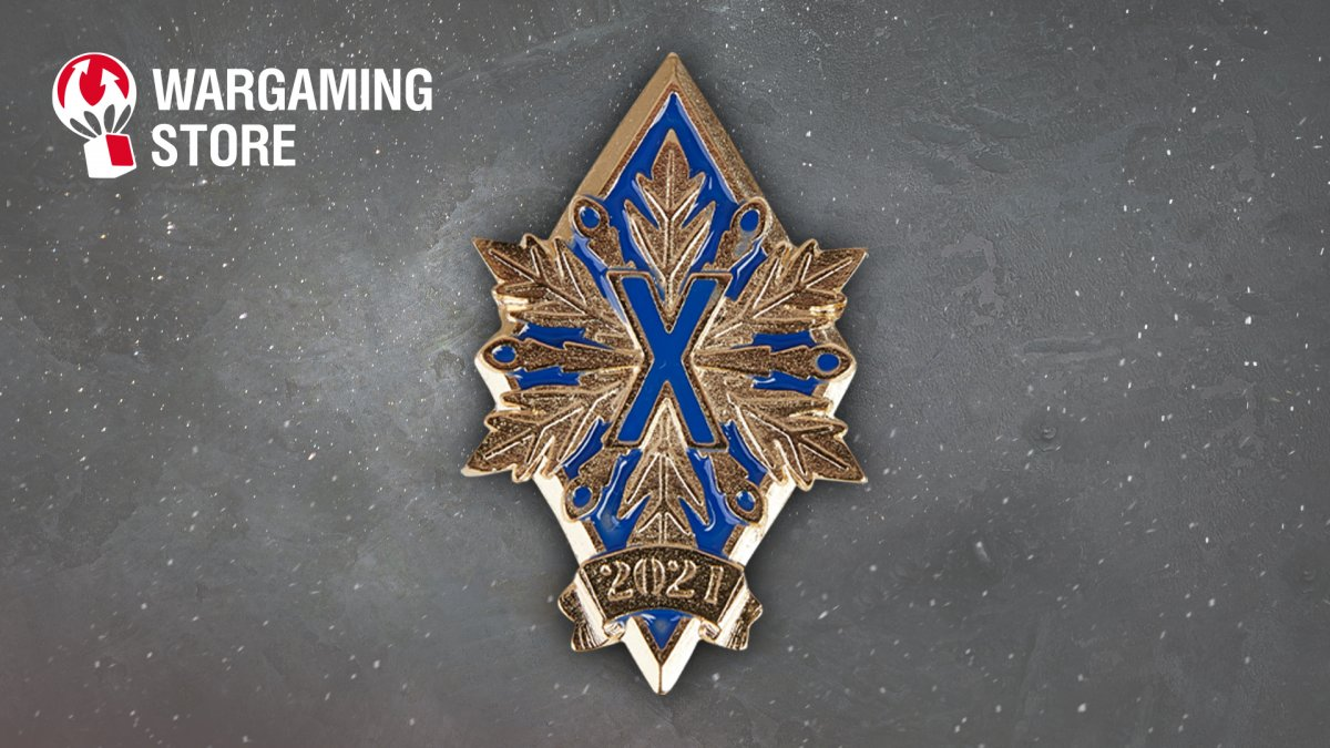 Wargaming Store: Free Pin and New Arrivals!