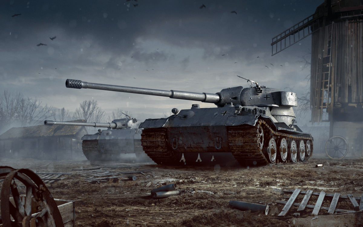 Get All the Tanks Leading To the Pz.Kpfw. VII!