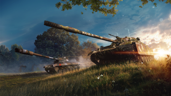 Ignite the Battlefield With the Flashpoint Tanks!