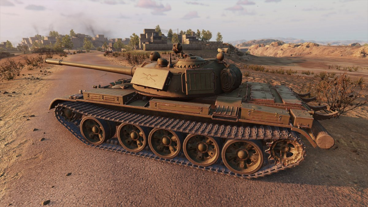 T-55A 3