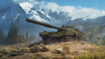 Hit Hard and Move Quickly in the T-72 Ural!