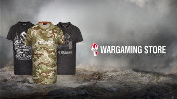 Wargaming Store: 3 for 2 Apparel Deals!