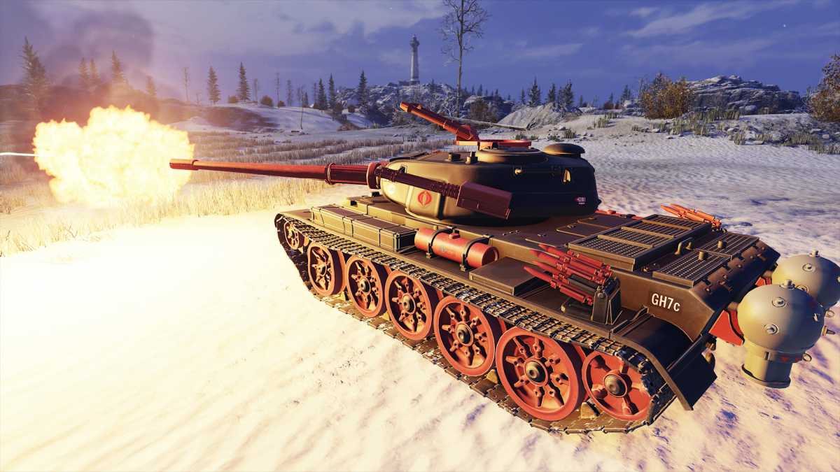 T-54 First Prototype Skin (1)