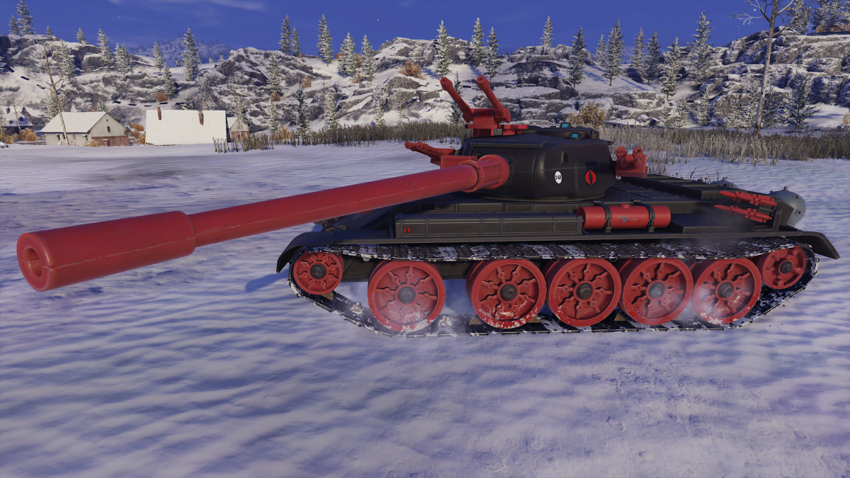 T-54 First Prototype Skin (3)