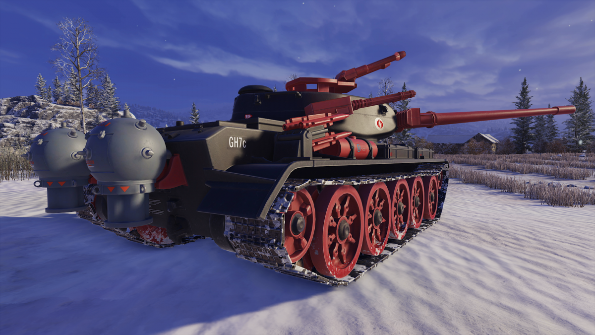 T-54 First Prototype Skin (5)