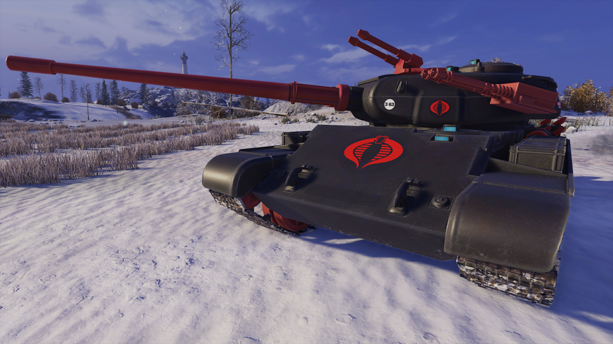 T-54 First Prototype Skin (7)
