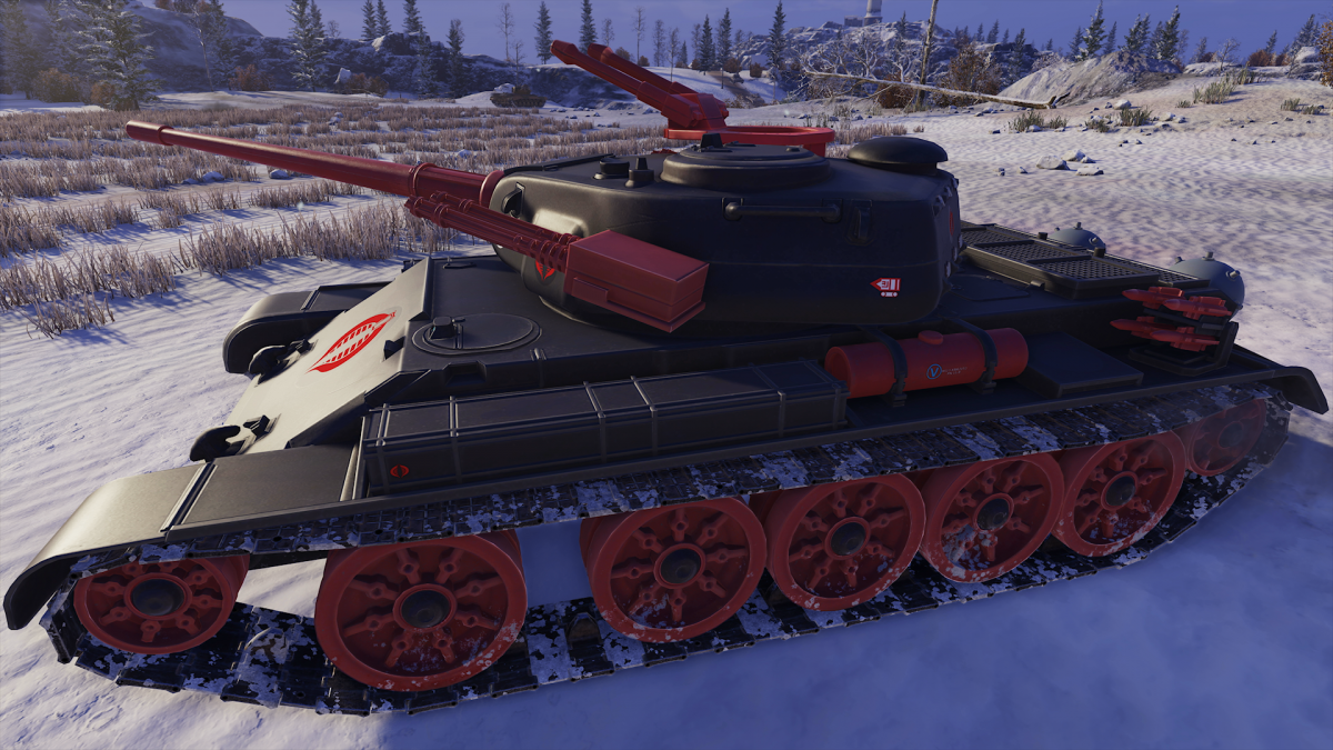 T-54 First Prototype Skin (8)