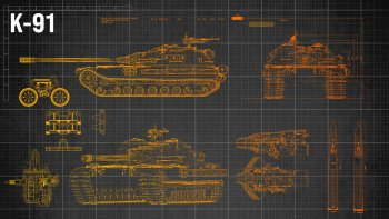 Tanks Reforged! Balance Updates to the K-91 Line!