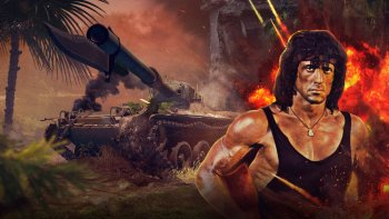 Be an Action Hero! Your Ultimate Rambo Collection!