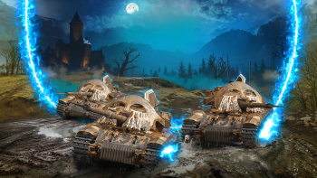 Earn Big With Your Monster Tanks!