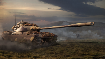 Hold the Line With the Centennial Chieftain/T95 '59!
