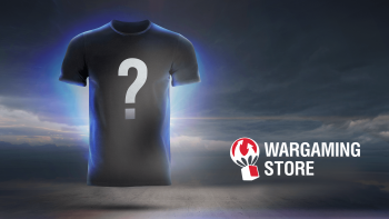Wargaming Store: Free Mystery T-shirt